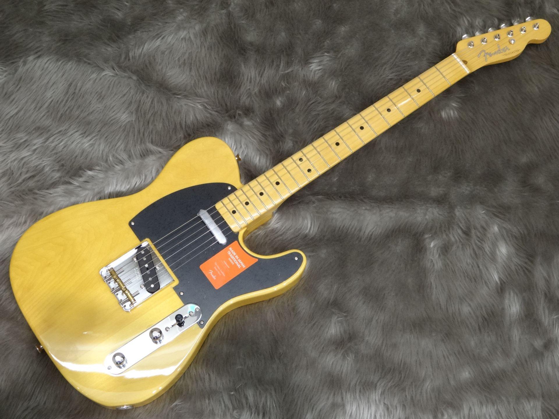 TRAD 50S TELE Fender