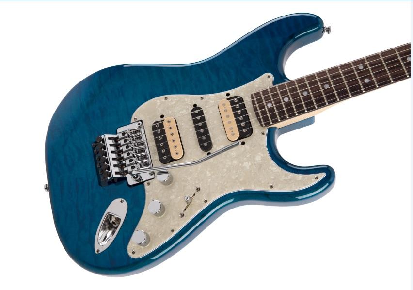Fender  Michiya Haruhata Stratocaster 写真画像