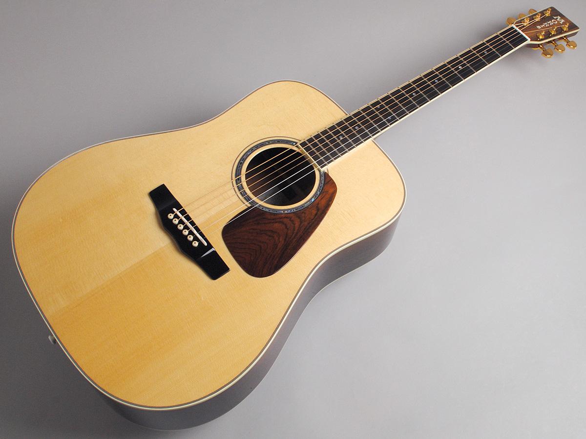 MORRIS M-101SP/NAT アコースティックギター 【モーリス 限定モデル】【ビビット南船橋店】【アウトレット】
