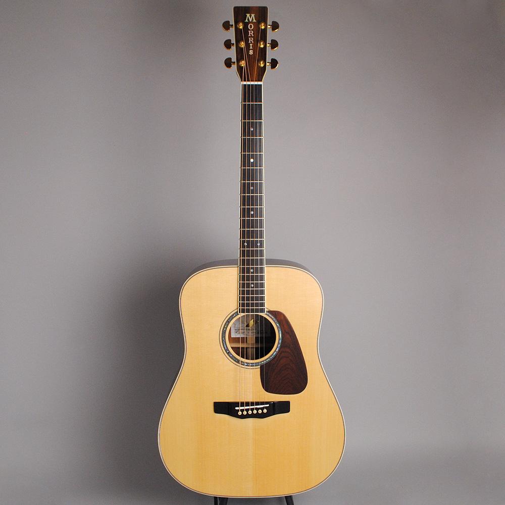 MORRIS M-101SP/NAT アコースティックギター 【モーリス 限定モデル】【ビビット南船橋店】【アウトレット】の全体画像(縦)