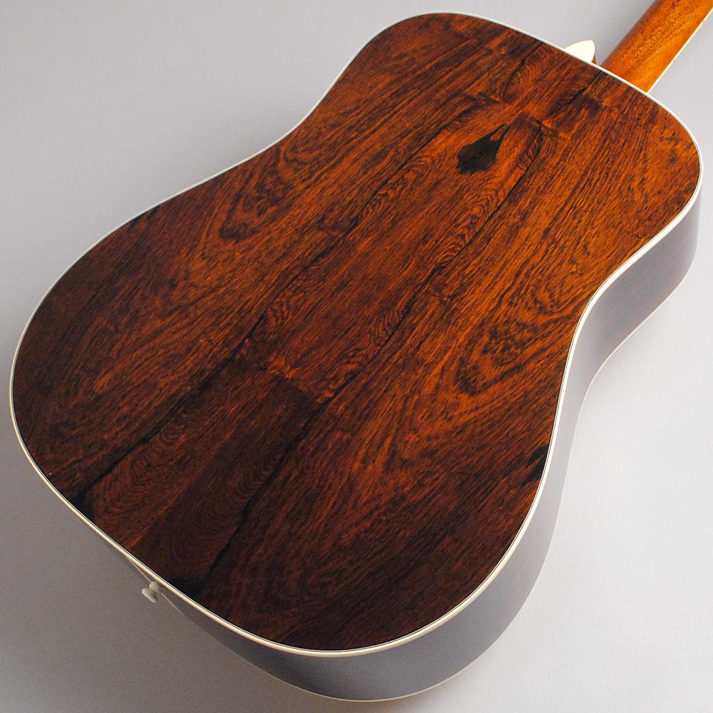MORRIS M-101SP/NAT アコースティックギター 【モーリス 限定モデル】【ビビット南船橋店】【アウトレット】のボディバック-アップ画像