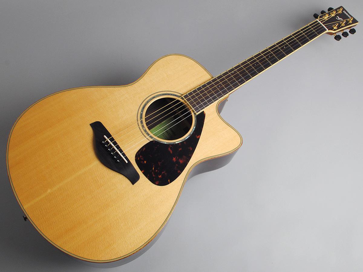 YAMAHA FSX875C NT エレアコギター 【ヤマハ 島村楽器限定モデル】【ビビット南船橋店】【アウトレット】