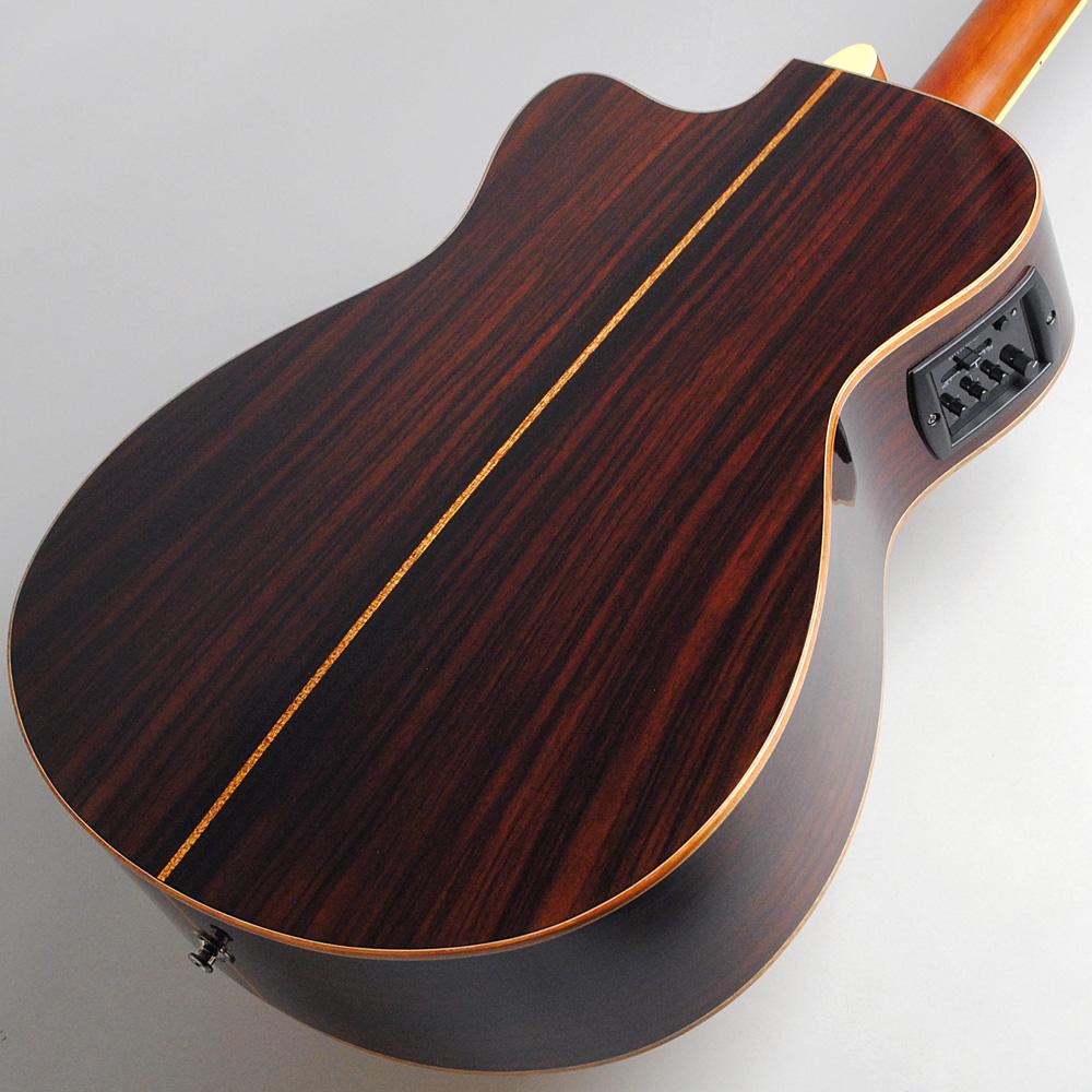 YAMAHA FSX875C NT エレアコギター 【ヤマハ 島村楽器限定モデル】【ビビット南船橋店】【アウトレット】のボディバック-アップ画像