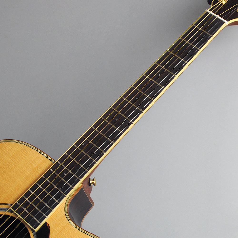 YAMAHA FSX875C NT エレアコギター 【ヤマハ 島村楽器限定モデル】【ビビット南船橋店】【アウトレット】の指板画像