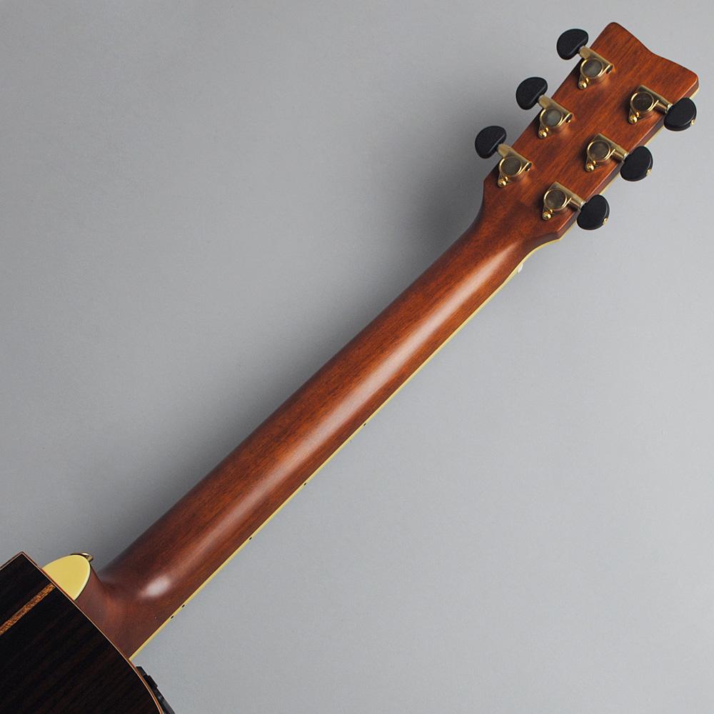 YAMAHA FSX875C NT エレアコギター 【ヤマハ 島村楽器限定モデル】【ビビット南船橋店】【アウトレット】のヘッド裏-アップ画像