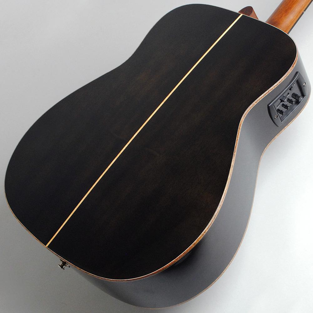 YAMAHA FGX865 TBL エレアコギター 【ヤマハ 島村楽器限定モデル】【ビビット南船橋店】【アウトレット】のボディバック-アップ画像