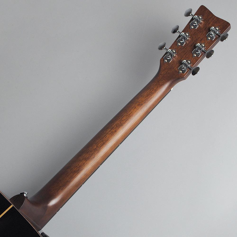 YAMAHA FGX865 TBL エレアコギター 【ヤマハ 島村楽器限定モデル】【ビビット南船橋店】【アウトレット】のヘッド裏-アップ画像