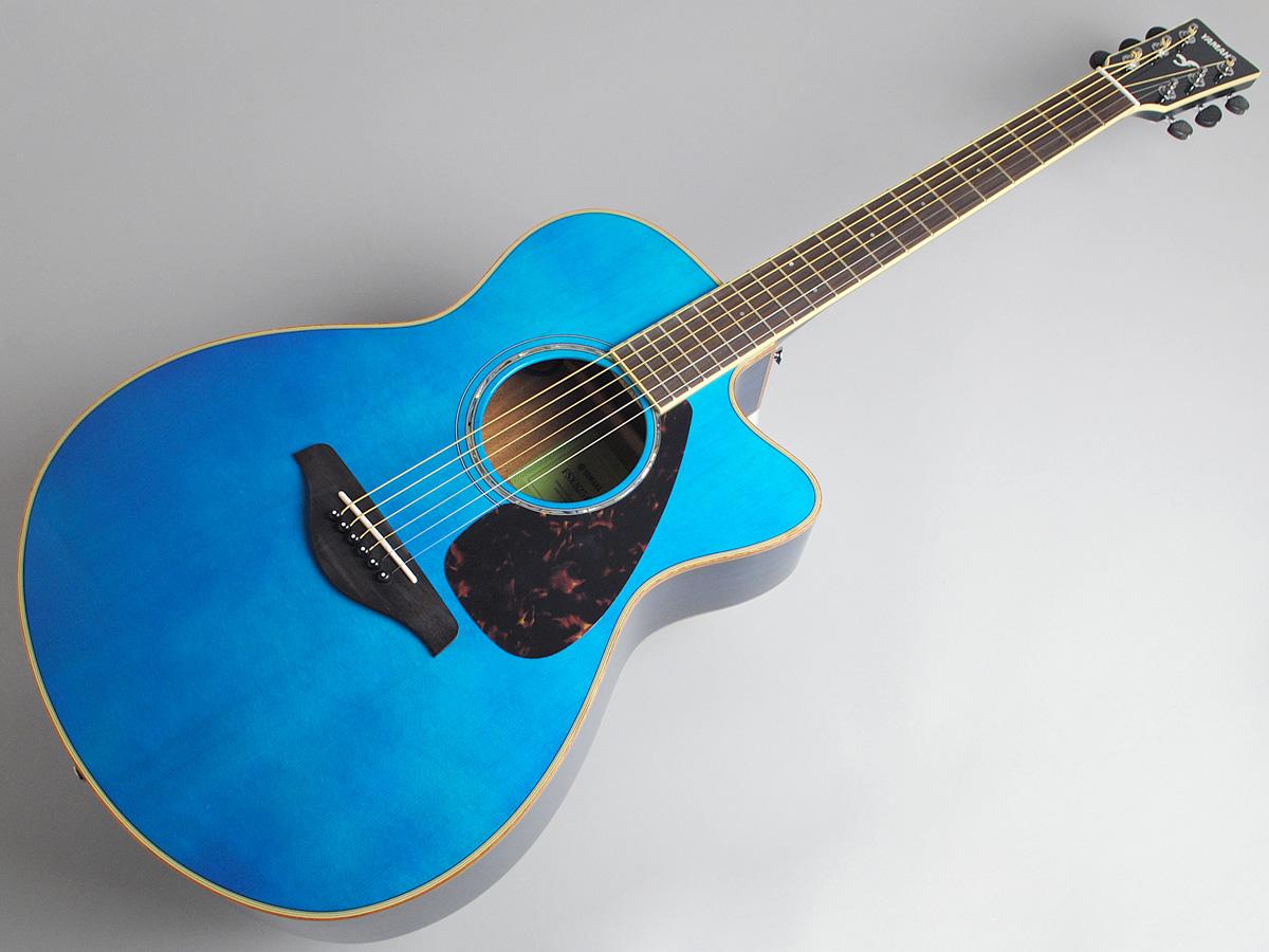 YAMAHA FSX825C TQ エレアコギター 【ヤマハ 島村楽器限定モデル】【ビビット南船橋店】【アウトレット】