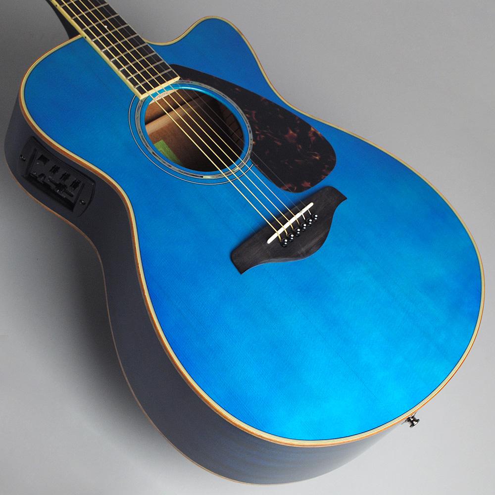 YAMAHA FSX825C TQ エレアコギター 【ヤマハ 島村楽器限定モデル】【ビビット南船橋店】【アウトレット】のボディトップ-アップ画像