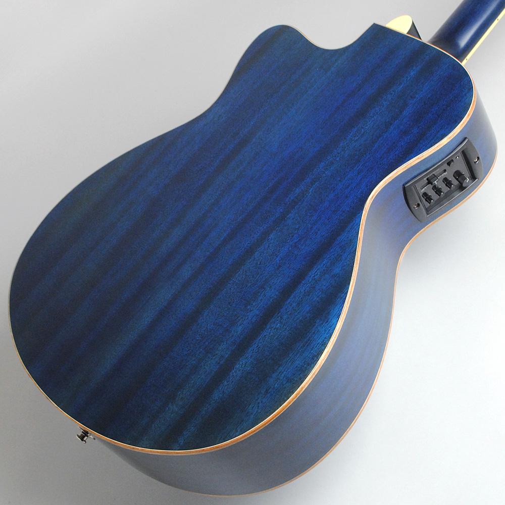 YAMAHA FSX825C TQ エレアコギター 【ヤマハ 島村楽器限定モデル】【ビビット南船橋店】【アウトレット】のボディバック-アップ画像