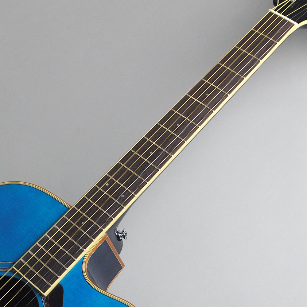YAMAHA FSX825C TQ エレアコギター 【ヤマハ 島村楽器限定モデル】【ビビット南船橋店】【アウトレット】の指板画像