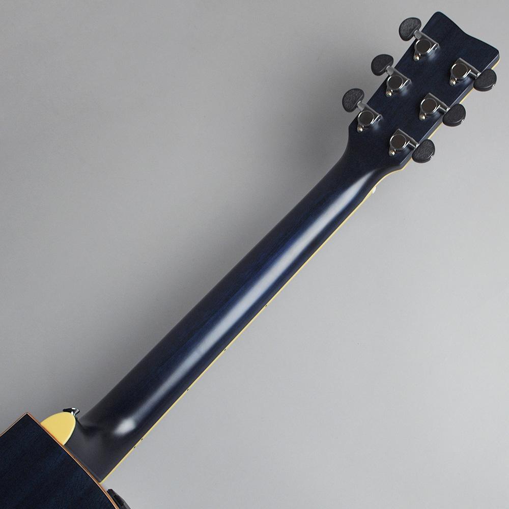 YAMAHA FSX825C TQ エレアコギター 【ヤマハ 島村楽器限定モデル】【ビビット南船橋店】【アウトレット】のヘッド裏-アップ画像