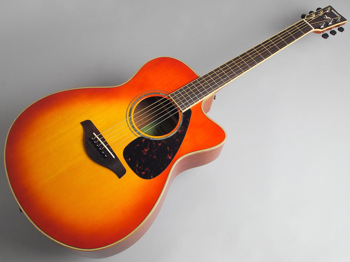 YAMAHA FSX825C AB エレアコギター 【ヤマハ 島村楽器限定モデル】【ビビット南船橋店】【アウトレット】