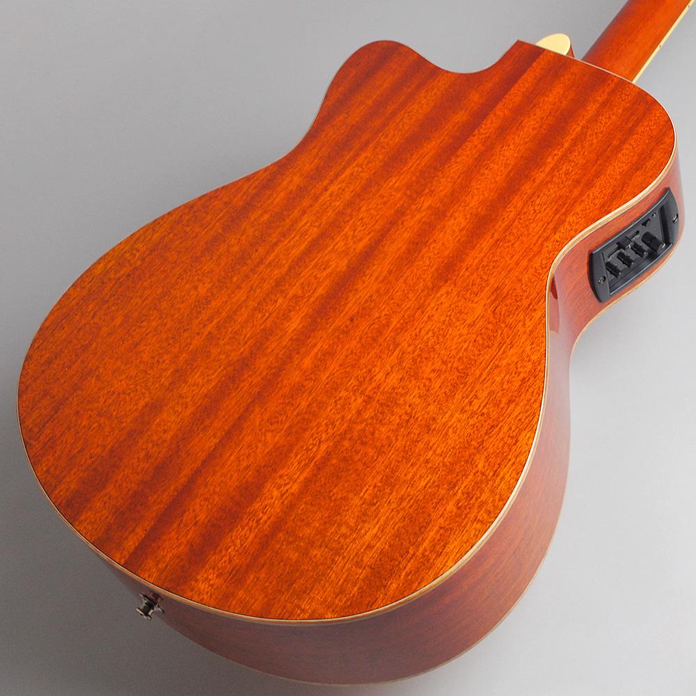 YAMAHA FSX825C AB エレアコギター 【ヤマハ 島村楽器限定モデル】【ビビット南船橋店】【アウトレット】のボディバック-アップ画像