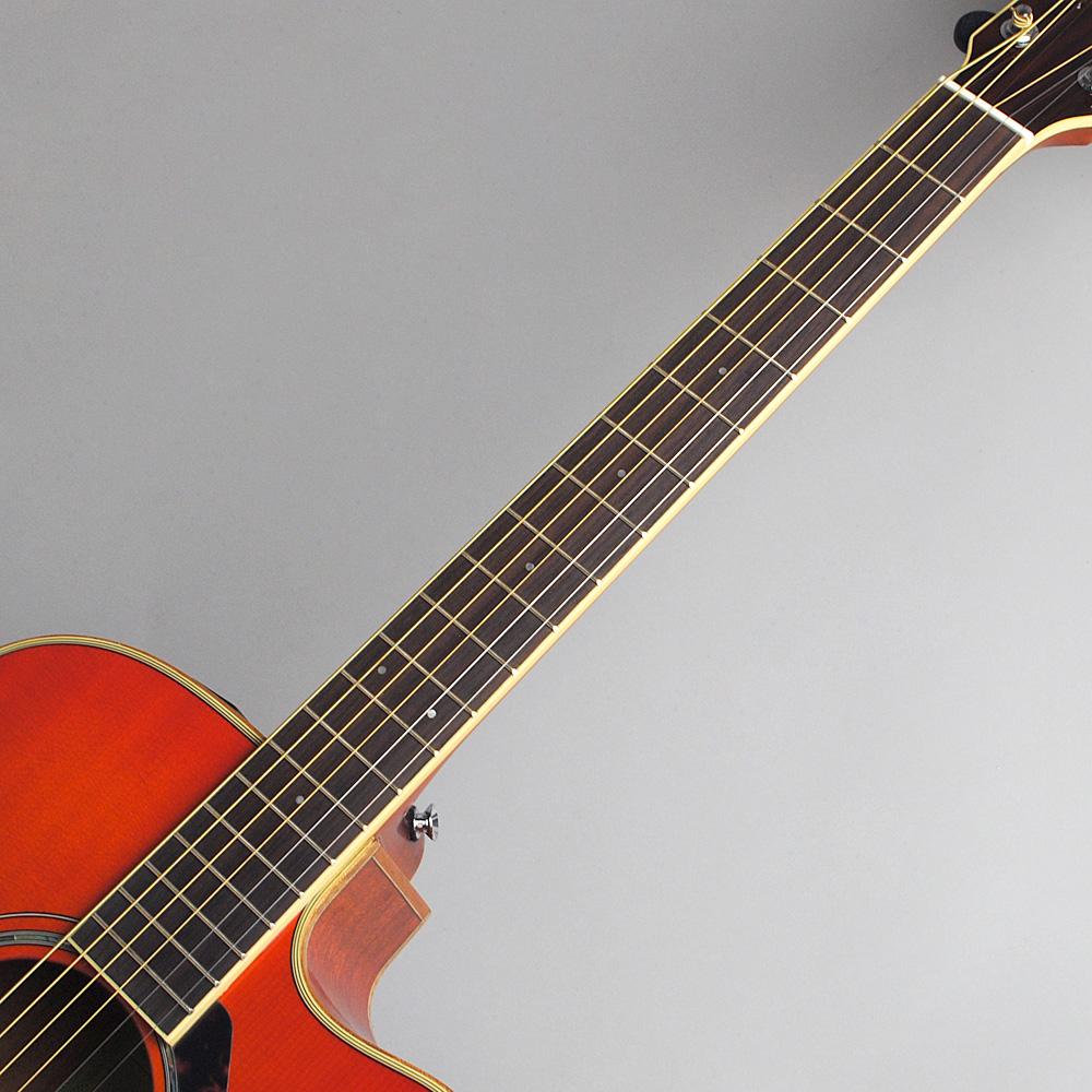 YAMAHA FSX825C AB エレアコギター 【ヤマハ 島村楽器限定モデル】【ビビット南船橋店】【アウトレット】の指板画像