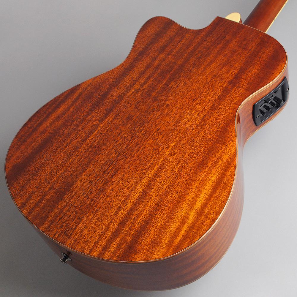 YAMAHA FSX825C BS エレアコギター 【ヤマハ 島村楽器限定モデル】【ビビット南船橋店】【アウトレット】のボディバック-アップ画像