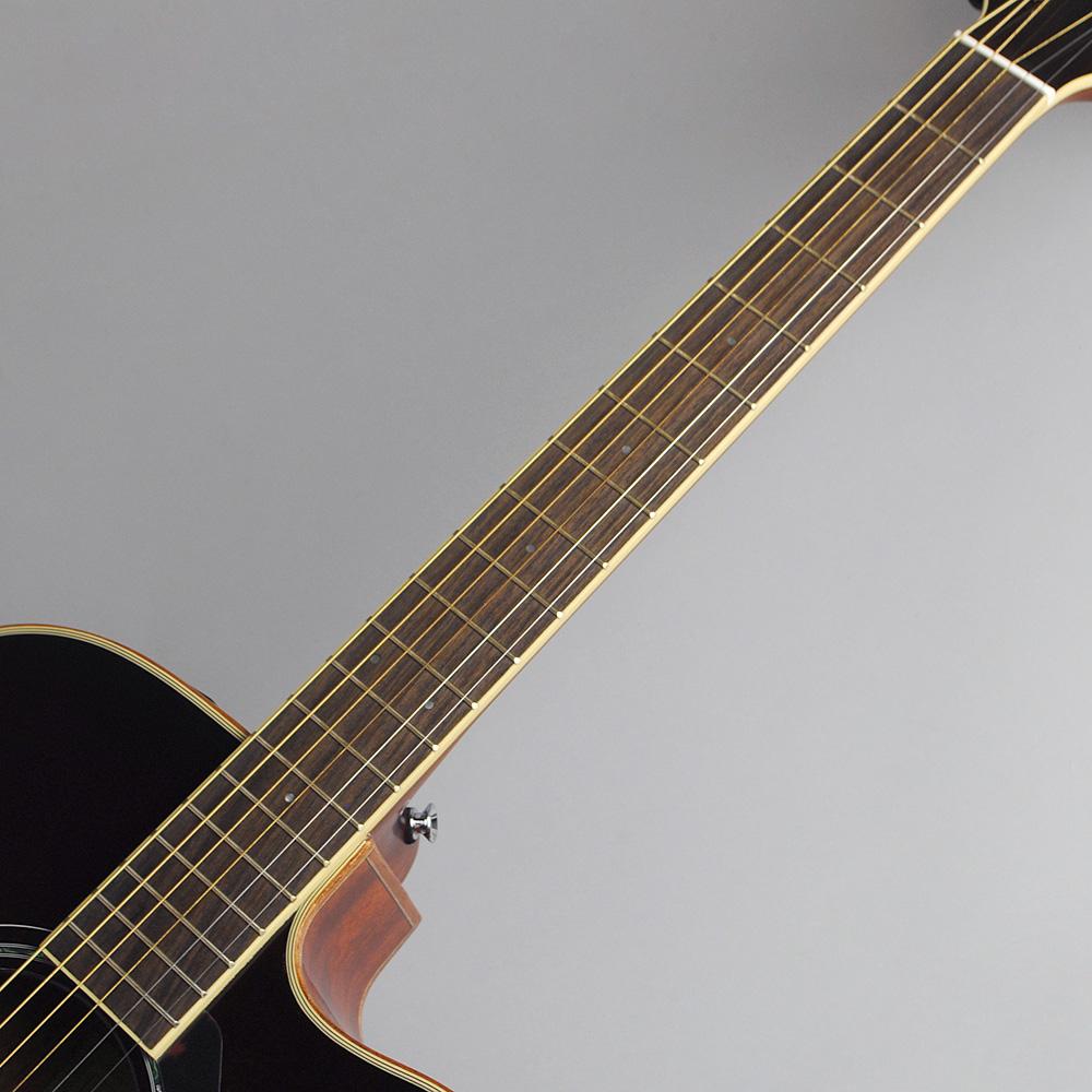 YAMAHA FSX825C BS エレアコギター 【ヤマハ 島村楽器限定モデル】【ビビット南船橋店】【アウトレット】の指板画像