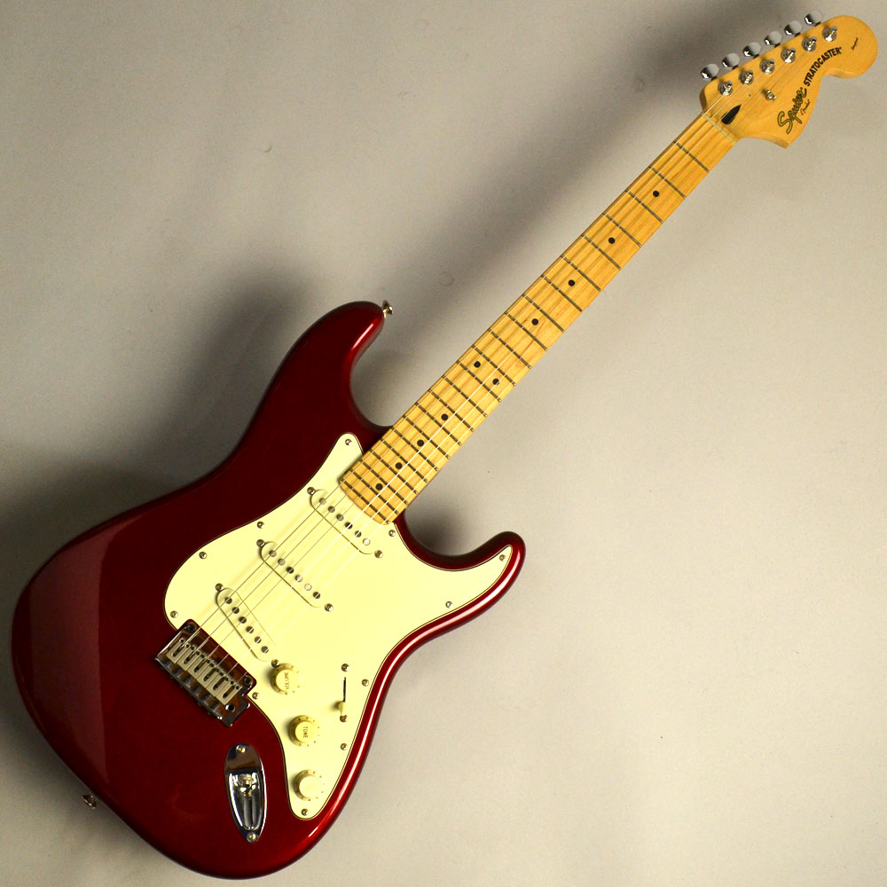Standard Stratocaster/Mapleのボディトップ-アップ画像