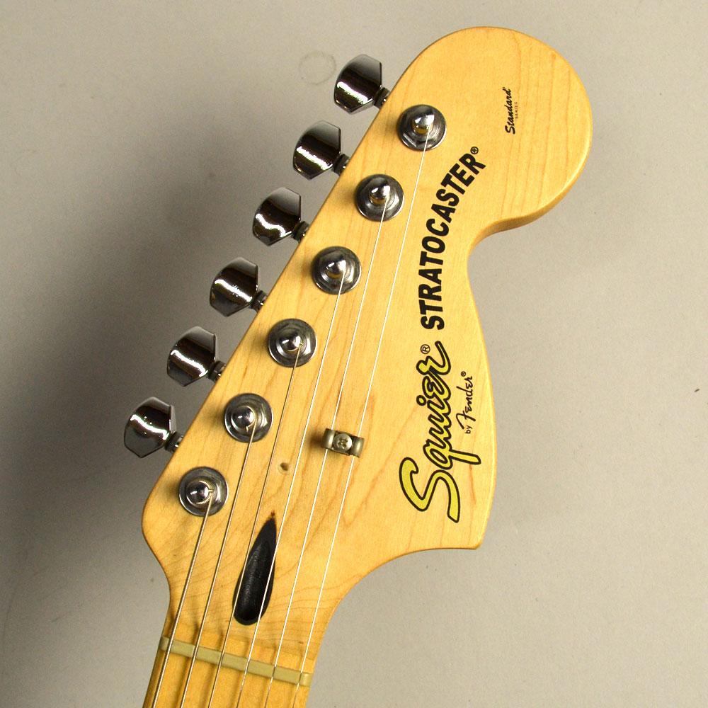 Standard Stratocaster/Mapleのヘッド画像