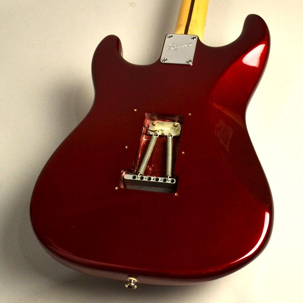 Standard Stratocaster/Mapleのヘッド裏-アップ画像