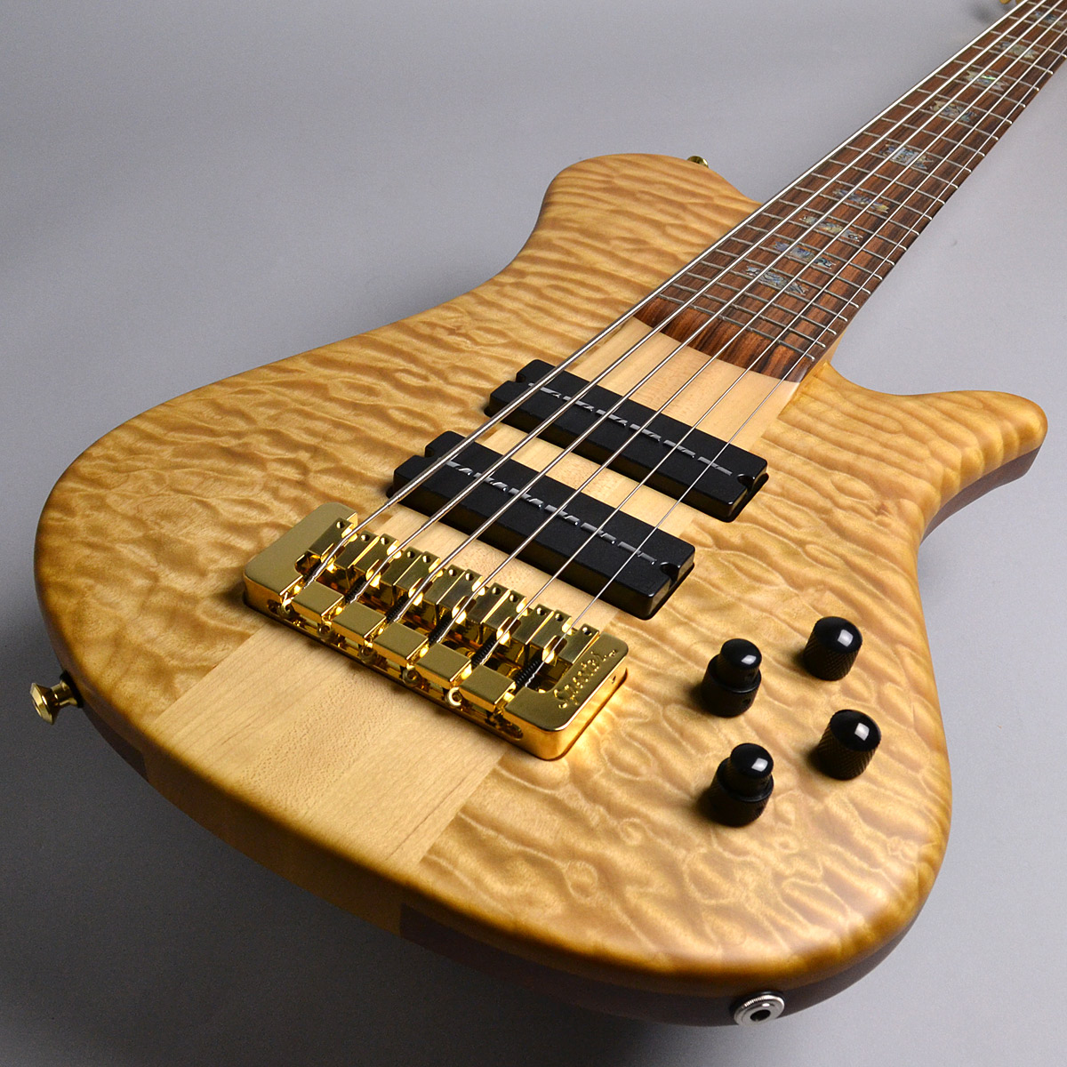 USA NS6XL SC 5A Quilted Maple Topのケース・その他画像