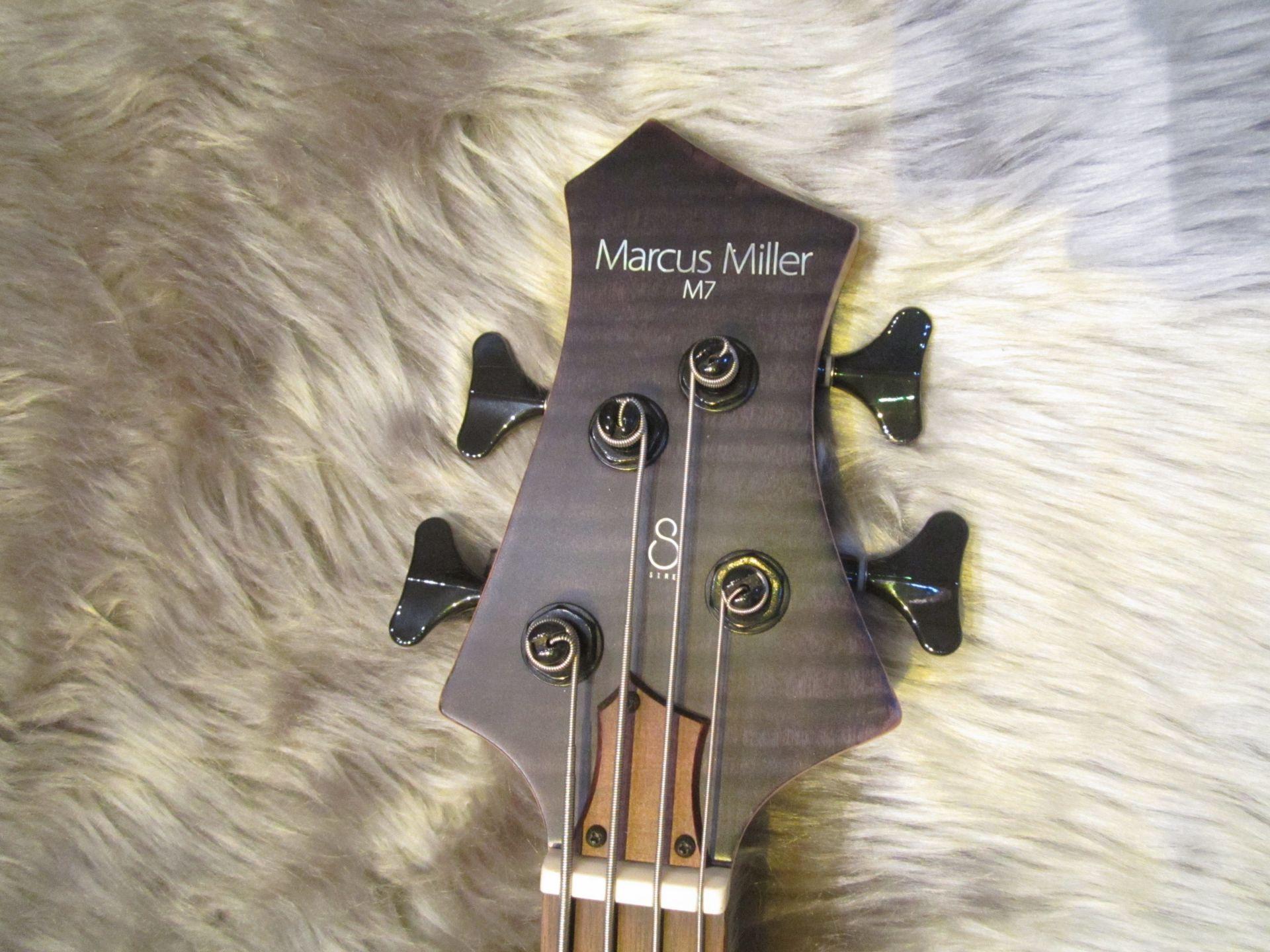M7-4st/S.Ash+Mapleのヘッド画像