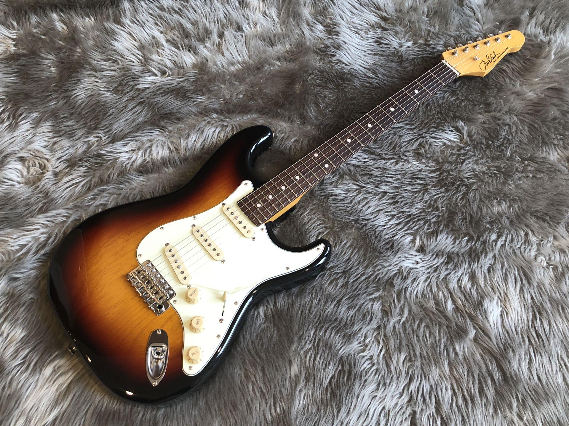J.W.Black Guitars  JWB-JP-S/R 写真画像