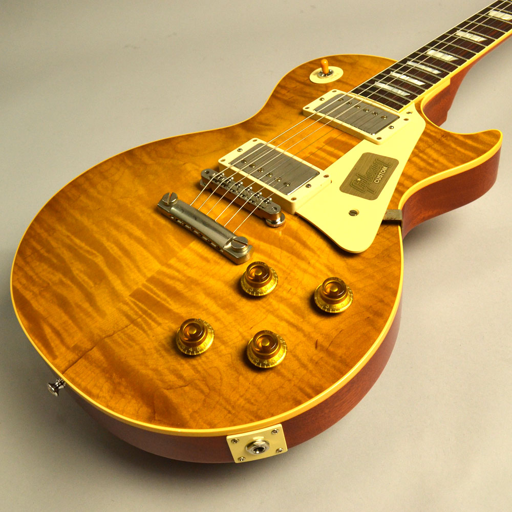 2017 Limited Run 1958 Les Paul Model Hard Rock Maple VOSのケース・その他画像