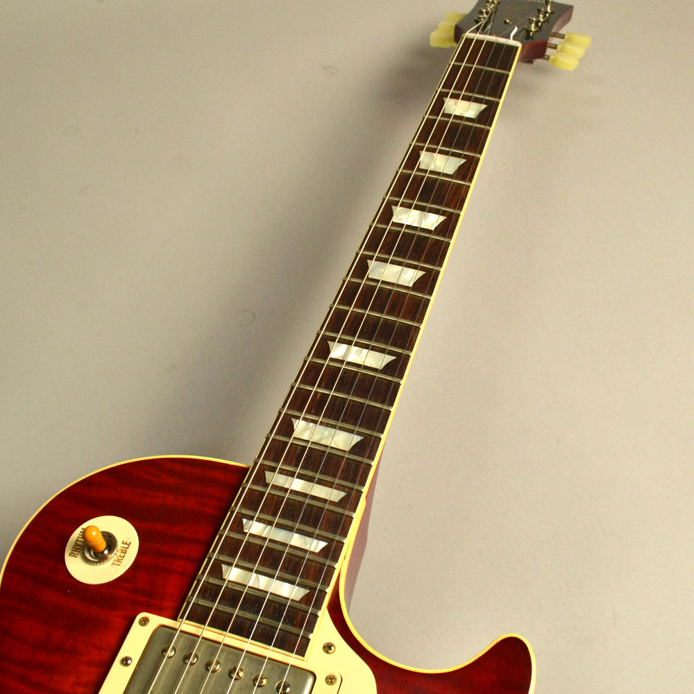 Standard Historic 1959 Les Paul Reissue VOSのボディバック-アップ画像