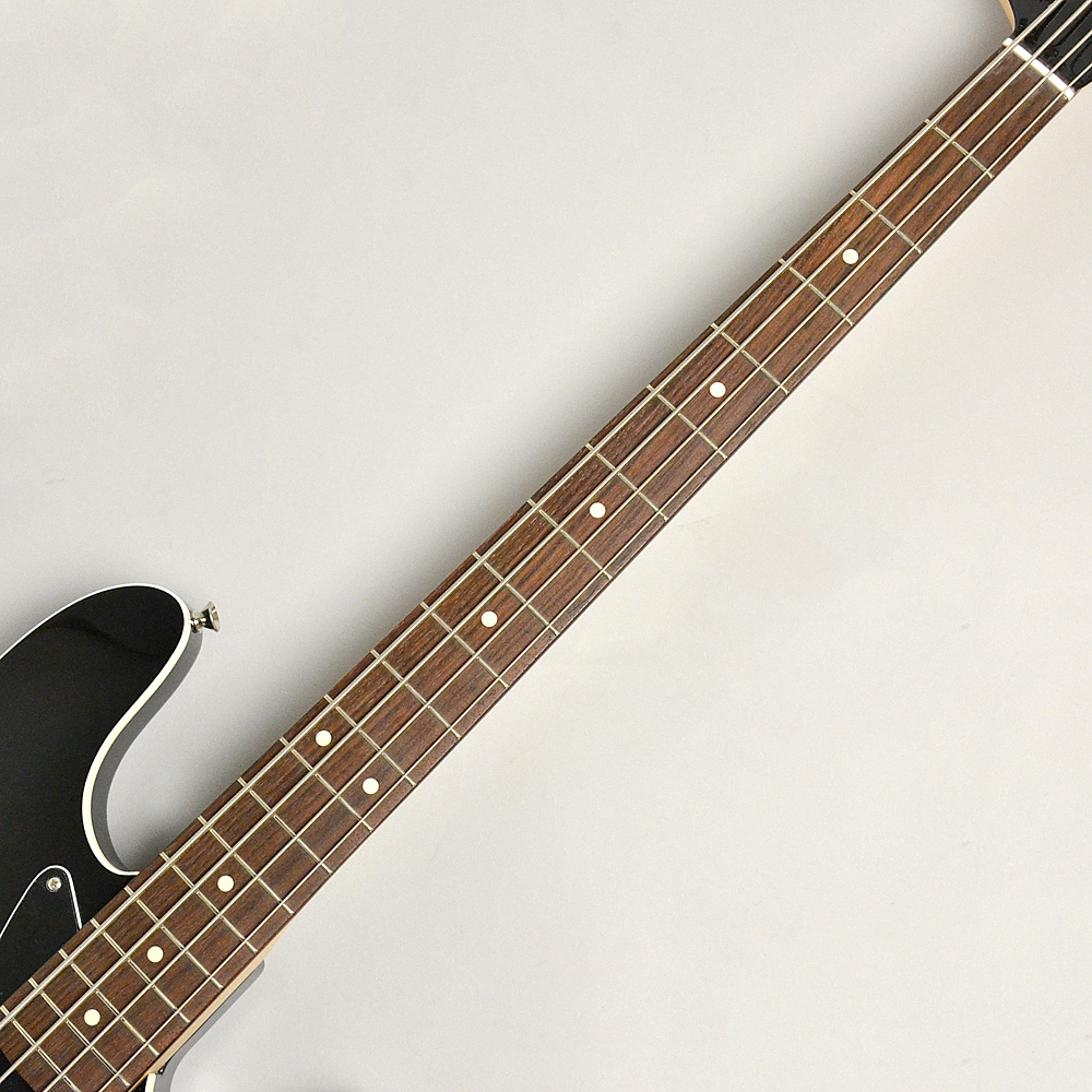 AERODYNE JAZZ BASS Blackの指板画像
