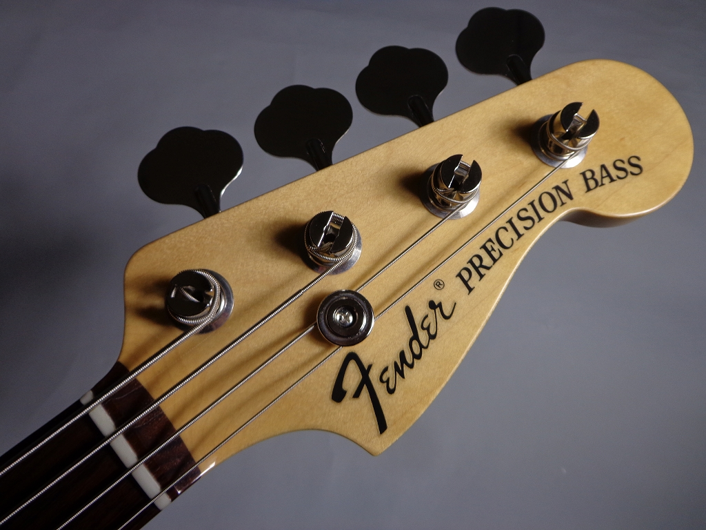 Made in Japan Traditional 70S PRECISION BASSのヘッド画像