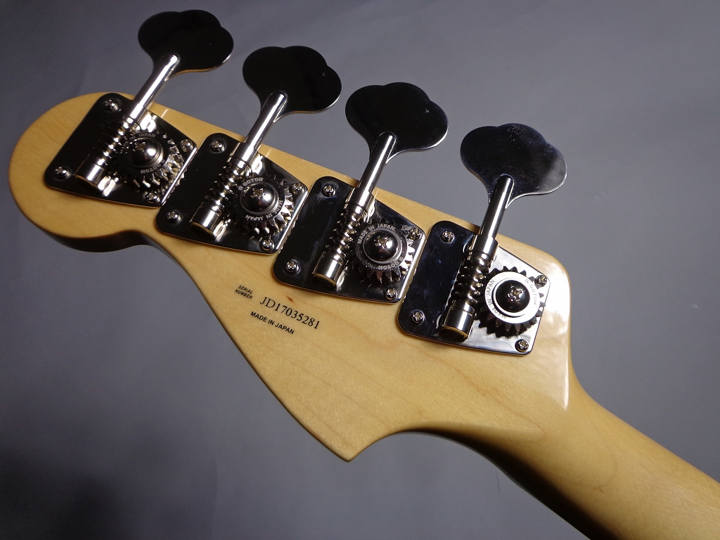 Made in Japan Traditional 70S PRECISION BASSのヘッド裏-アップ画像