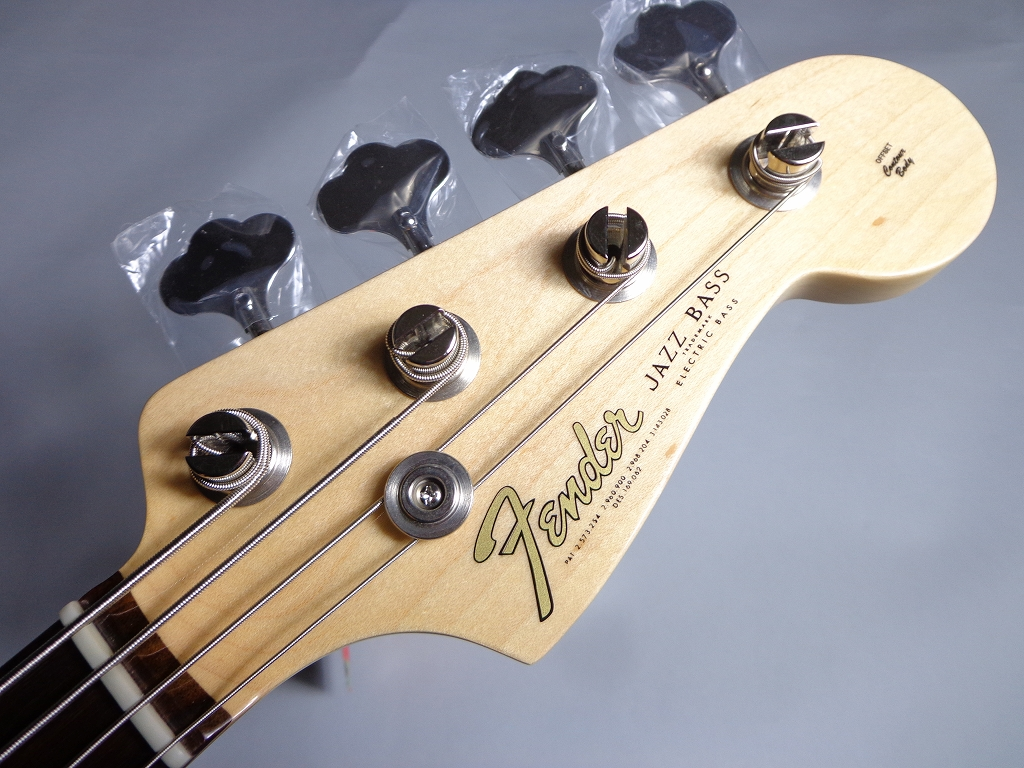 AMERICAN ORIGINAL '60S JAZZ BASSのヘッド画像