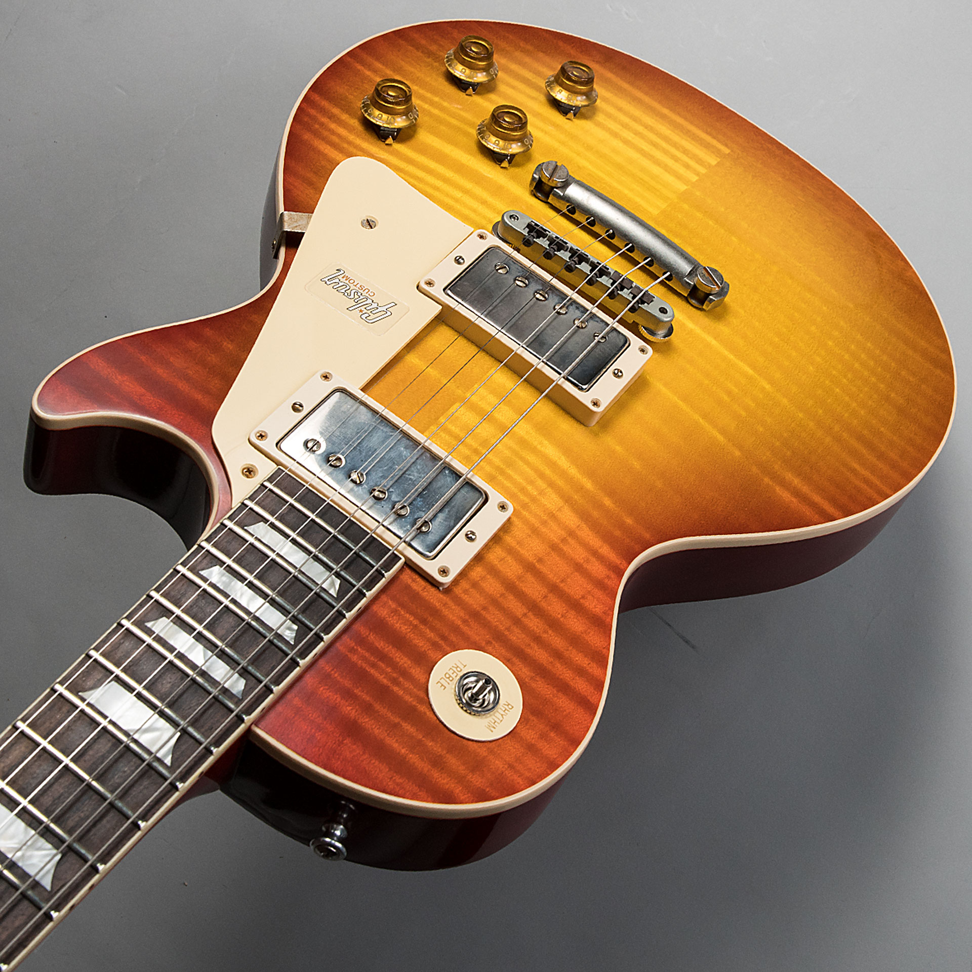 1959 Les Paul Standard VOSのケース・その他画像