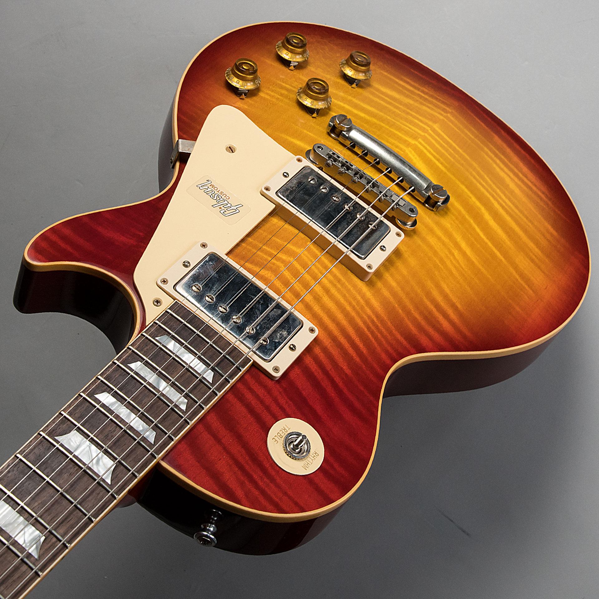 1958 Les Paul Standard Hard Rock Maple VOSのケース・その他画像