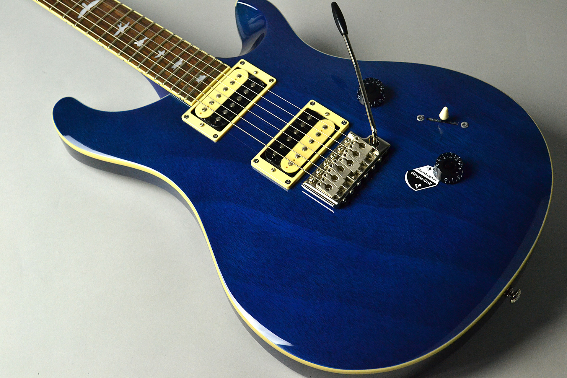 SE Standard 24 N TB/ Translucent Blueの全体画像(縦)