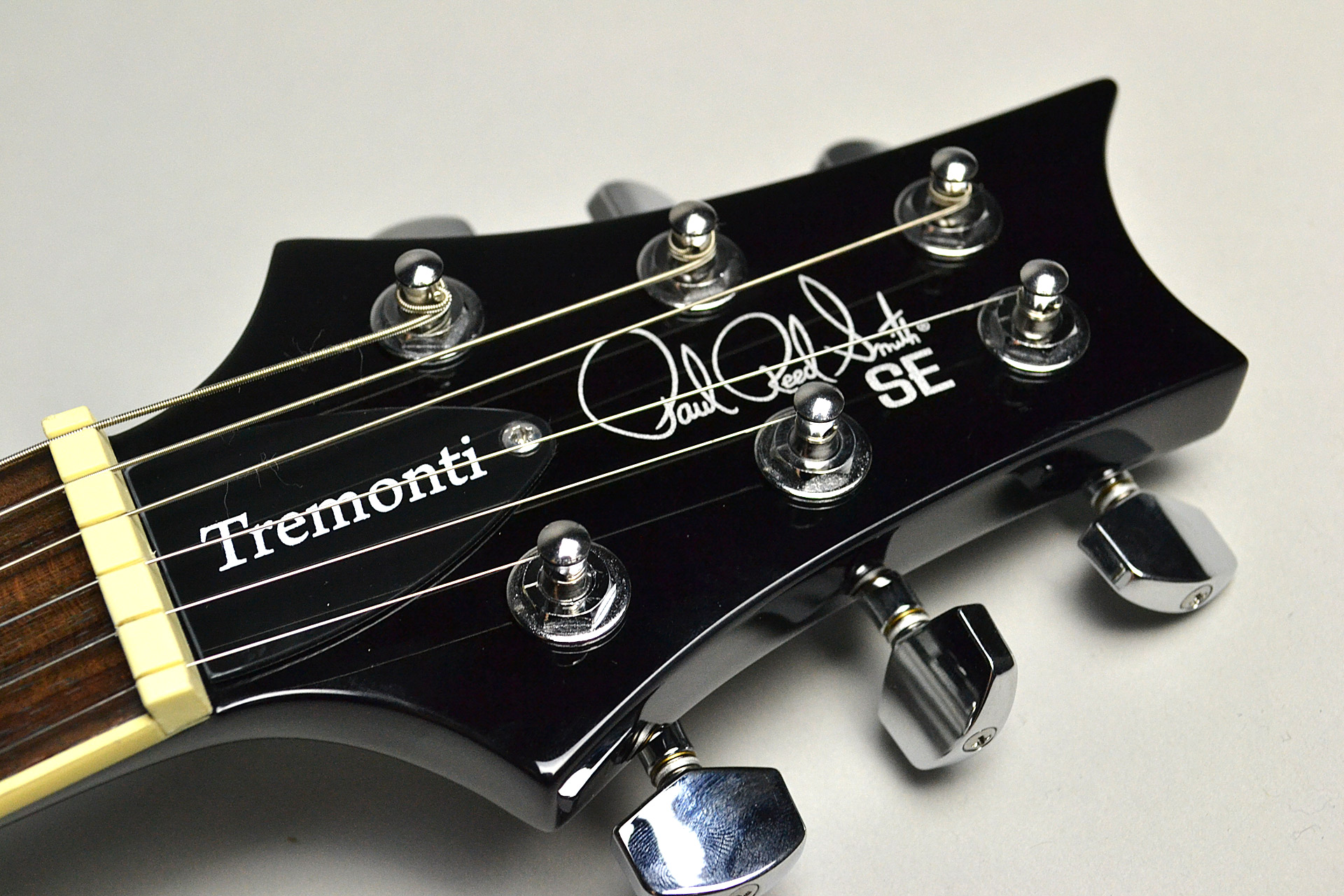SE Standard Mark Tremonti Blackのヘッド画像