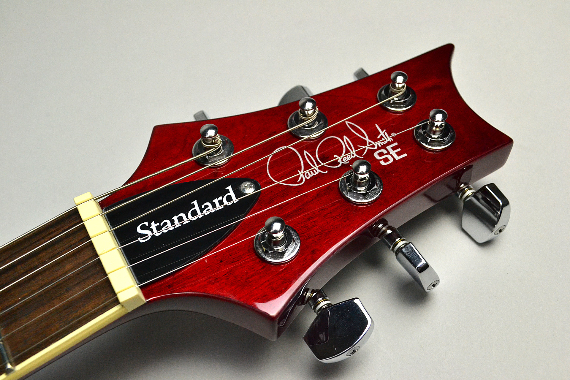 SE Standard 24 N VC/ Vintage Cherryのヘッド画像