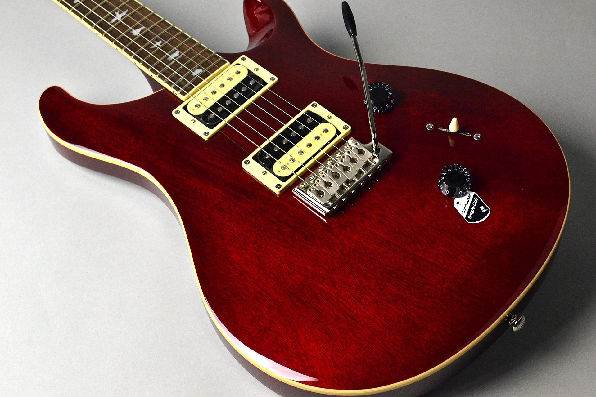 SE Standard 24 N VC/ Vintage Cherryの全体画像(縦)