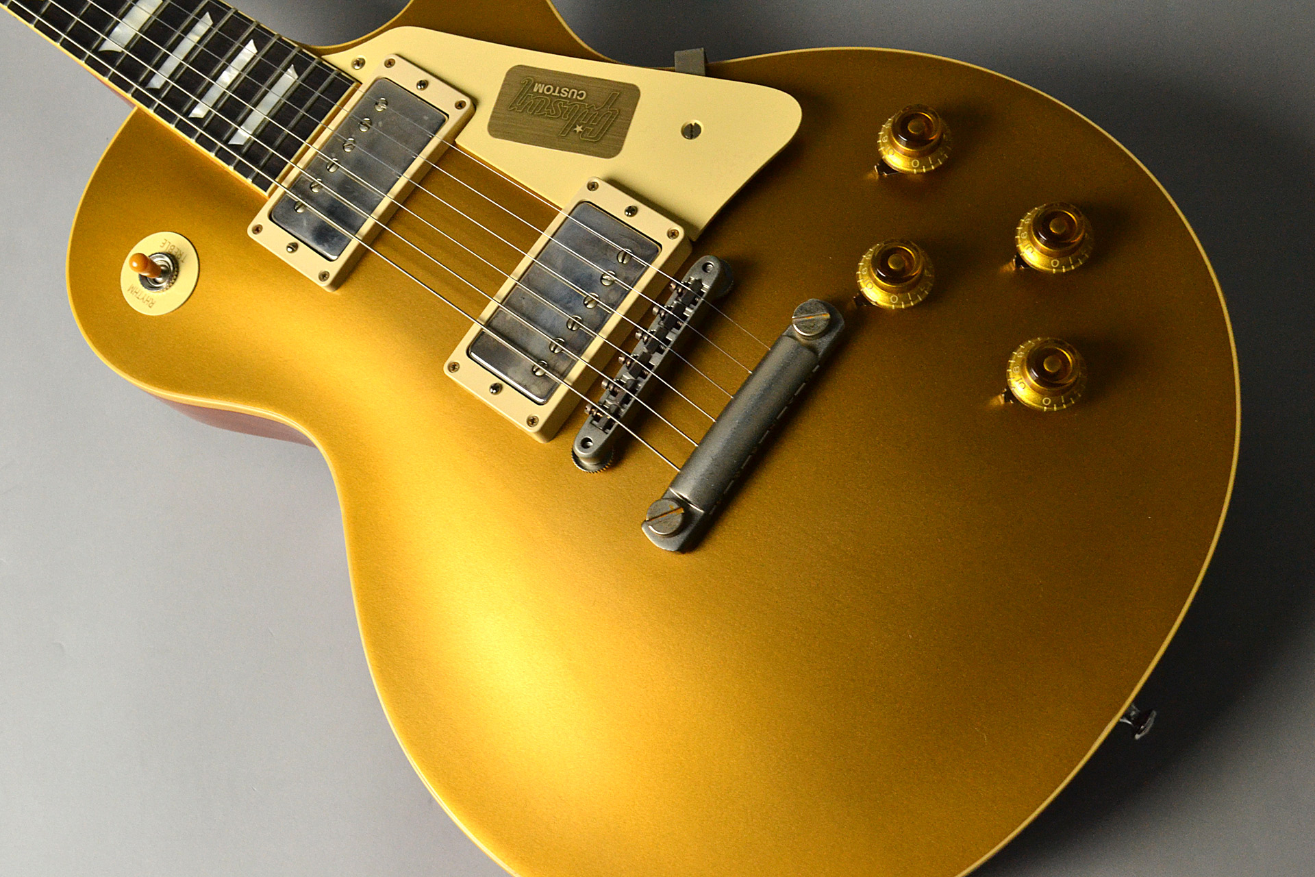 2017 Limited Run 1957 Les Paul Model Antique Goldのケース・その他画像