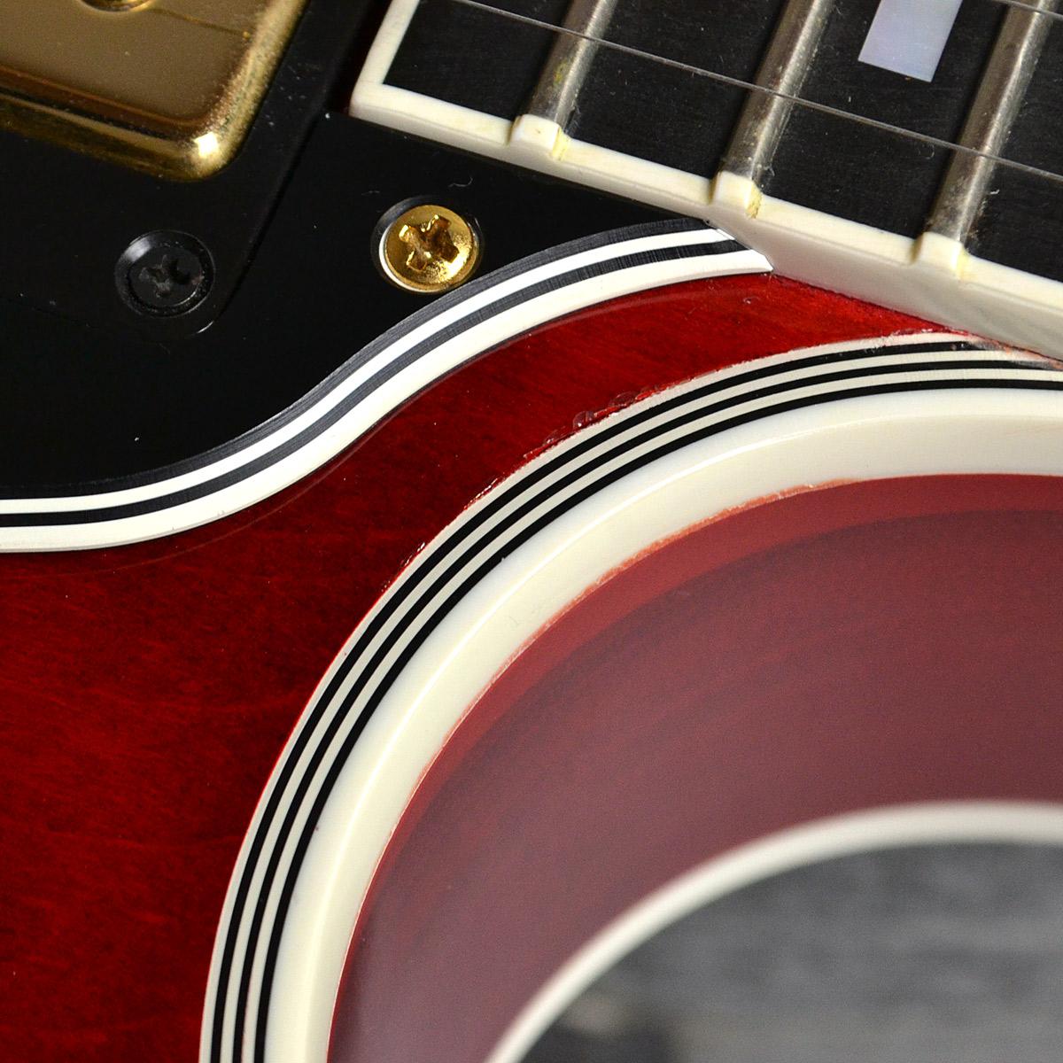 Les Paul Custom Wine Redのケース・その他画像