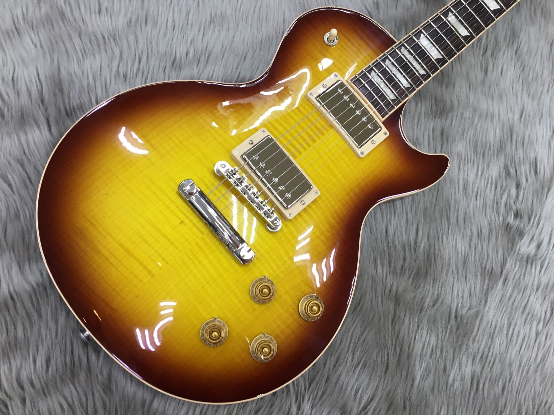 Les Paul Traditional 2017