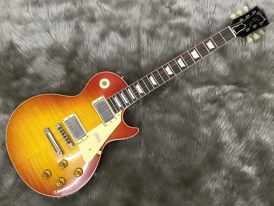 Gibson Custom Shop  1959 Les Paul Standard VOS 写真画像