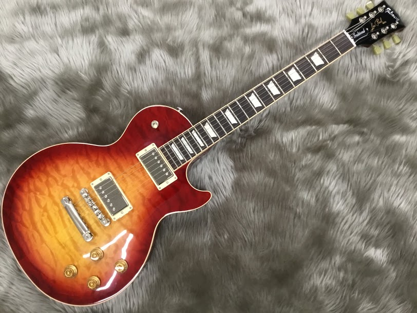 Gibson  Les Paul Traditional Plus Quilt 2017 Li... 写真画像