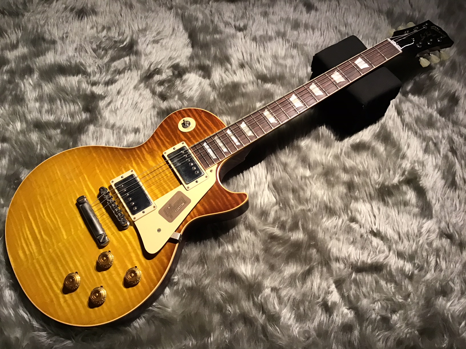 Gibson Custom Shop  SH JP SP 1959 LP VOS 写真画像