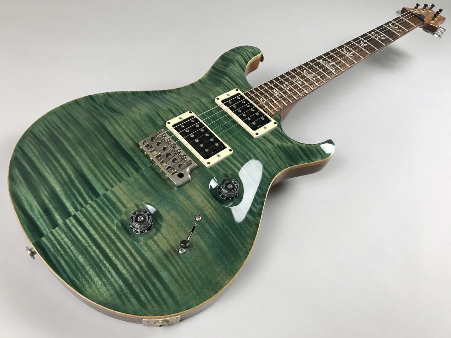 Paul Reed Smith(PRS)  CUSTOM 24 10TOP【2012年製】 写真画像