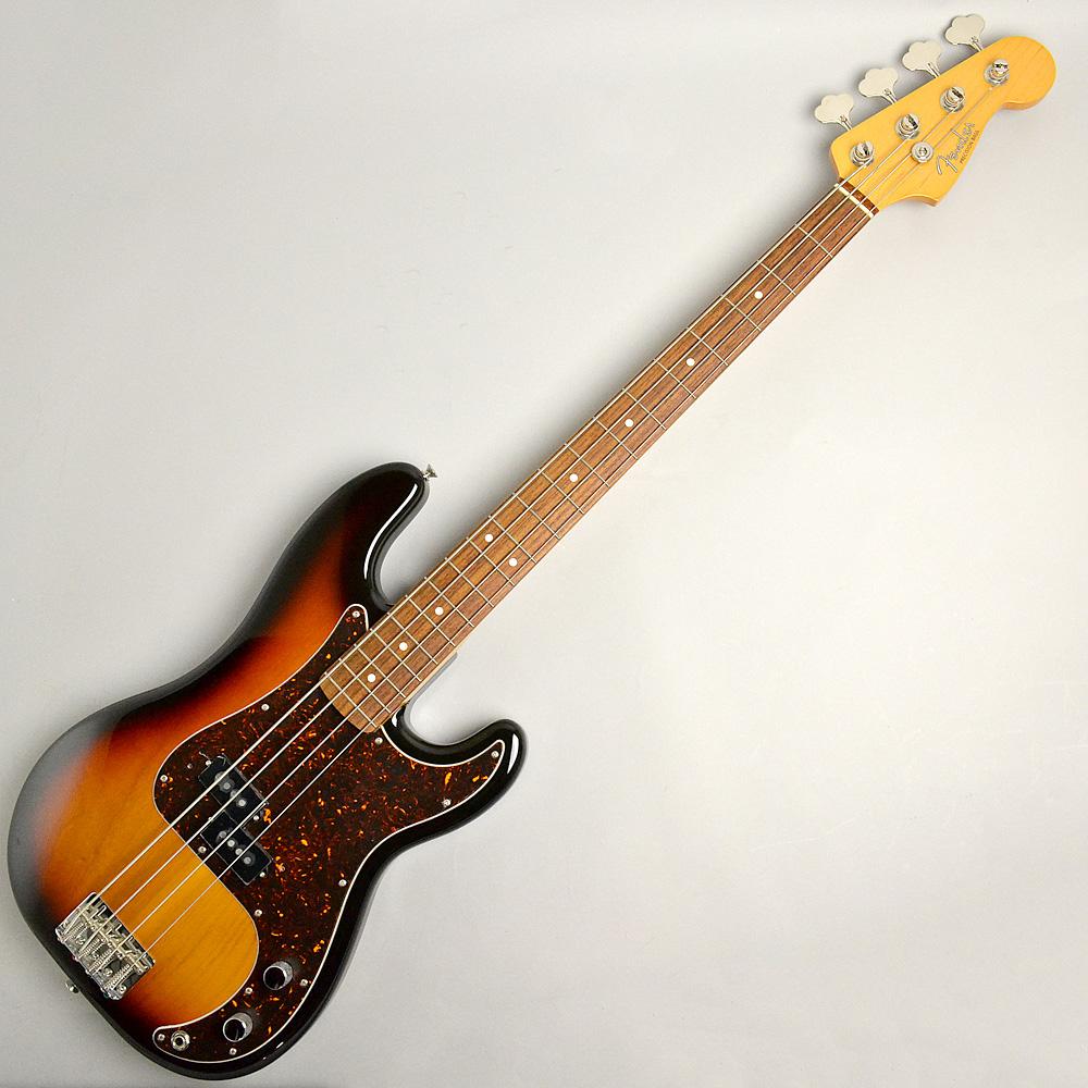 Japan Exclusive Classic Special 60s Precision Bass 3-Color Sunburst