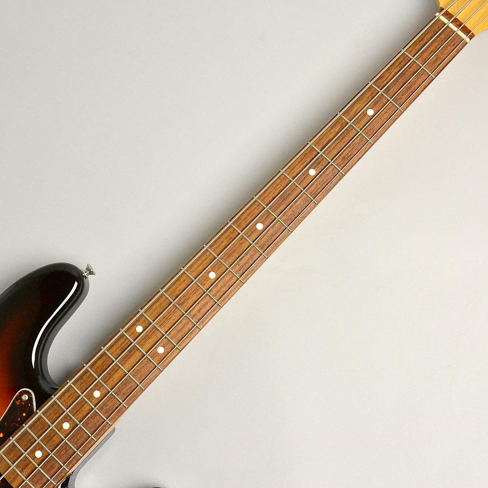 Japan Exclusive Classic Special 60s Precision Bass 3-Color Sunburstの指板画像