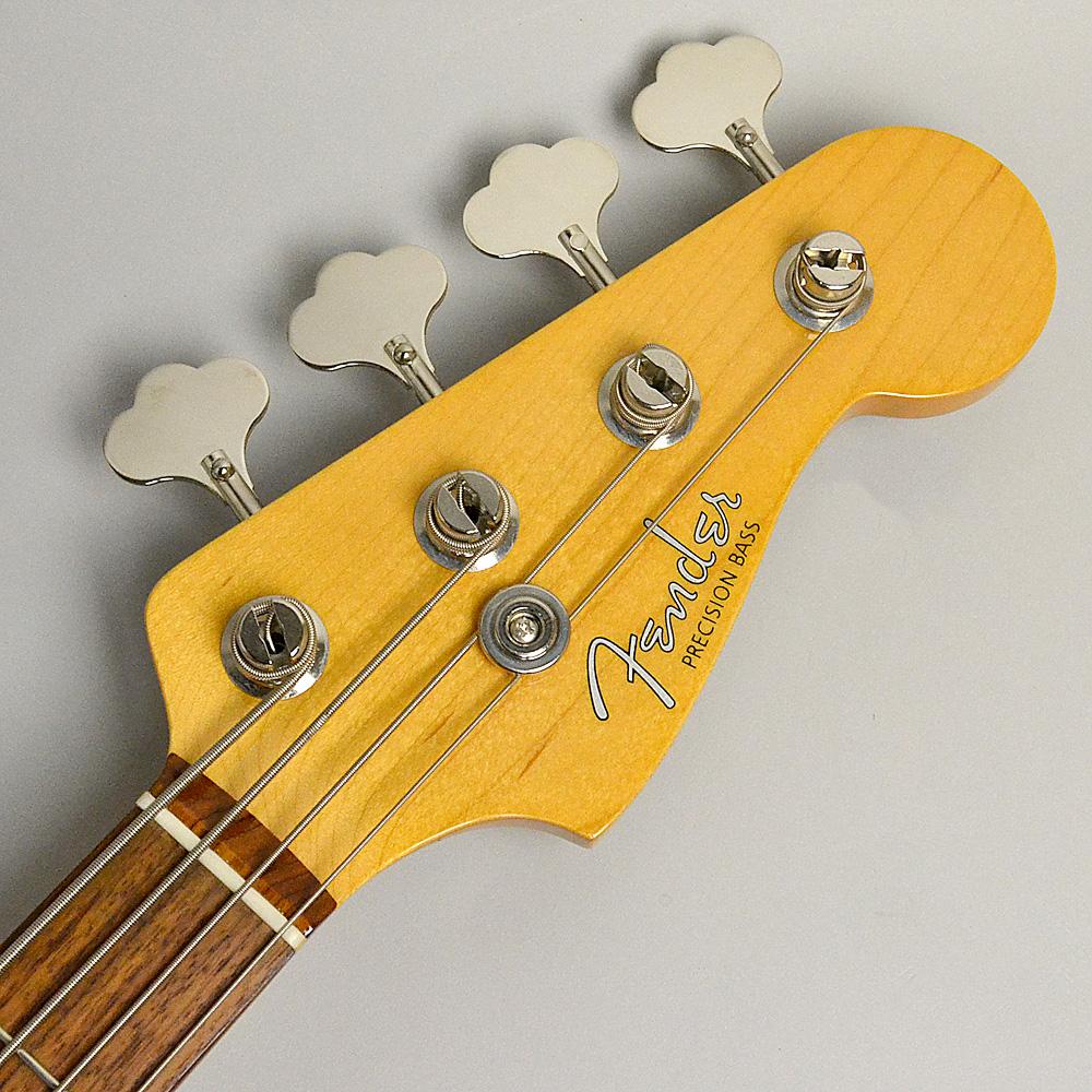 Japan Exclusive Classic Special 60s Precision Bass 3-Color Sunburstのヘッド画像