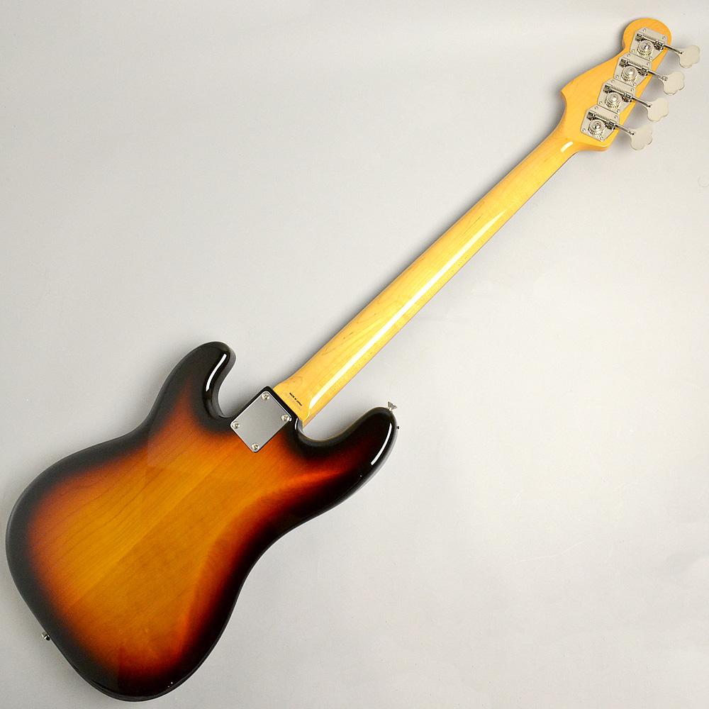 Japan Exclusive Classic Special 60s Precision Bass 3-Color Sunburstの全体画像(縦)